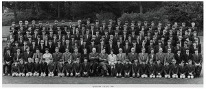 Rendcomb College 1968