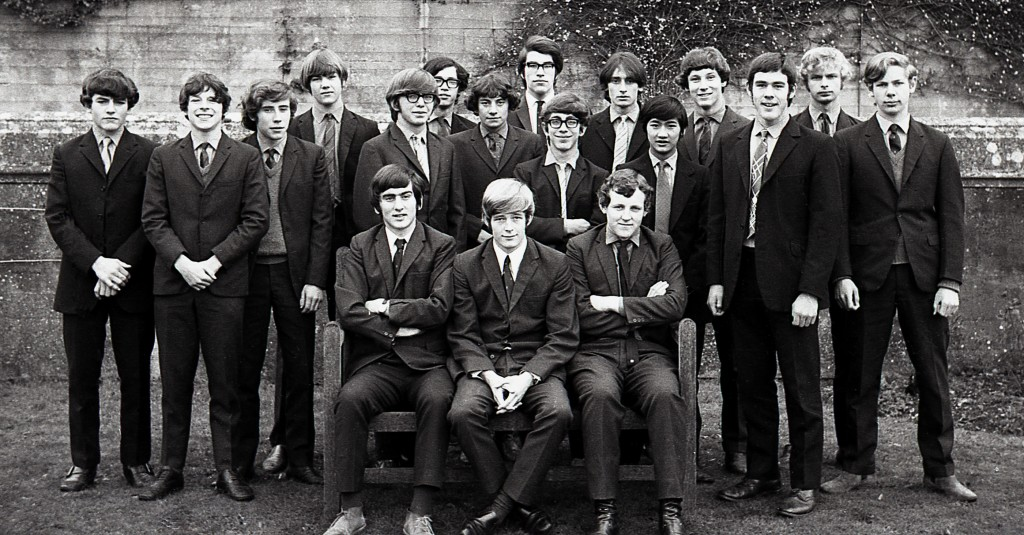 RC Leavers 1972