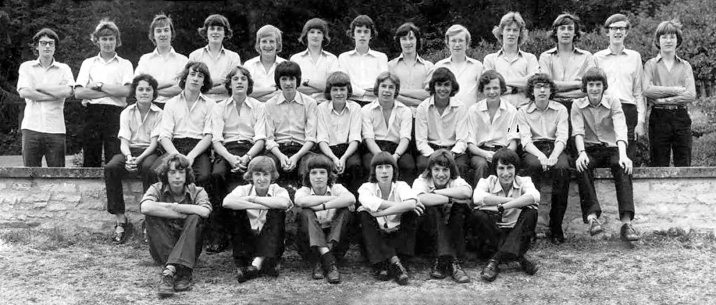 Fifth Form 1976