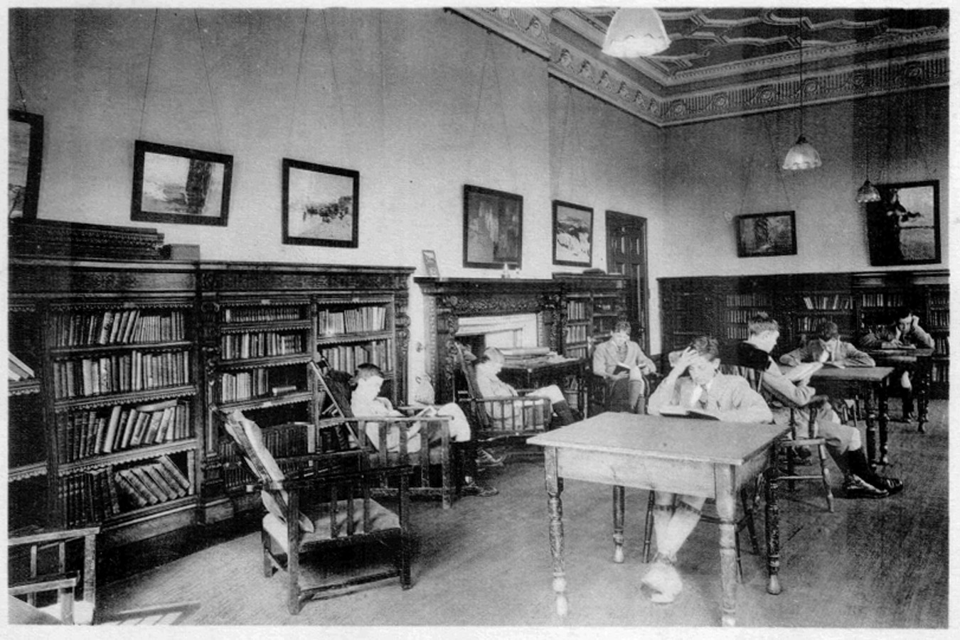 Montclair Library Study Rooms