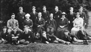 Rendcomb College June 1920