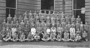 Rendcomb College 1928